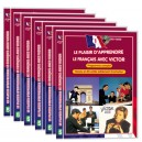 FRENCH Beginner Complete Method only 6 DVD