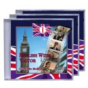 ENGLISH BRITISH BEGINNER FOR FOREIGNER  CD AUDIO