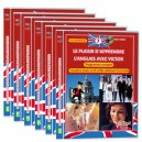 ENGLISH BRITISH ADVANCED FOR FOREIGNER Complete Method 6 DVD only