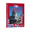 ENGLISH BRITISH ADVANCED FOR FOREIGNER illustrated textbooks
