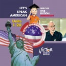 ENGLISH AMERICAN FOR FOREIGNER illustrated textbooks CD PDF